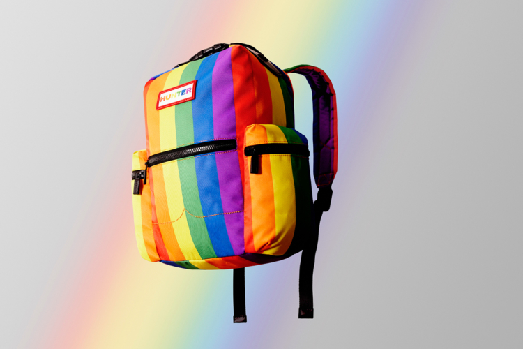 Hunter capsule Pride 2020