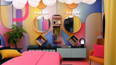 Ikea San Giuliano Milanese Elena Salmistraro: l'anticamera dei sogni