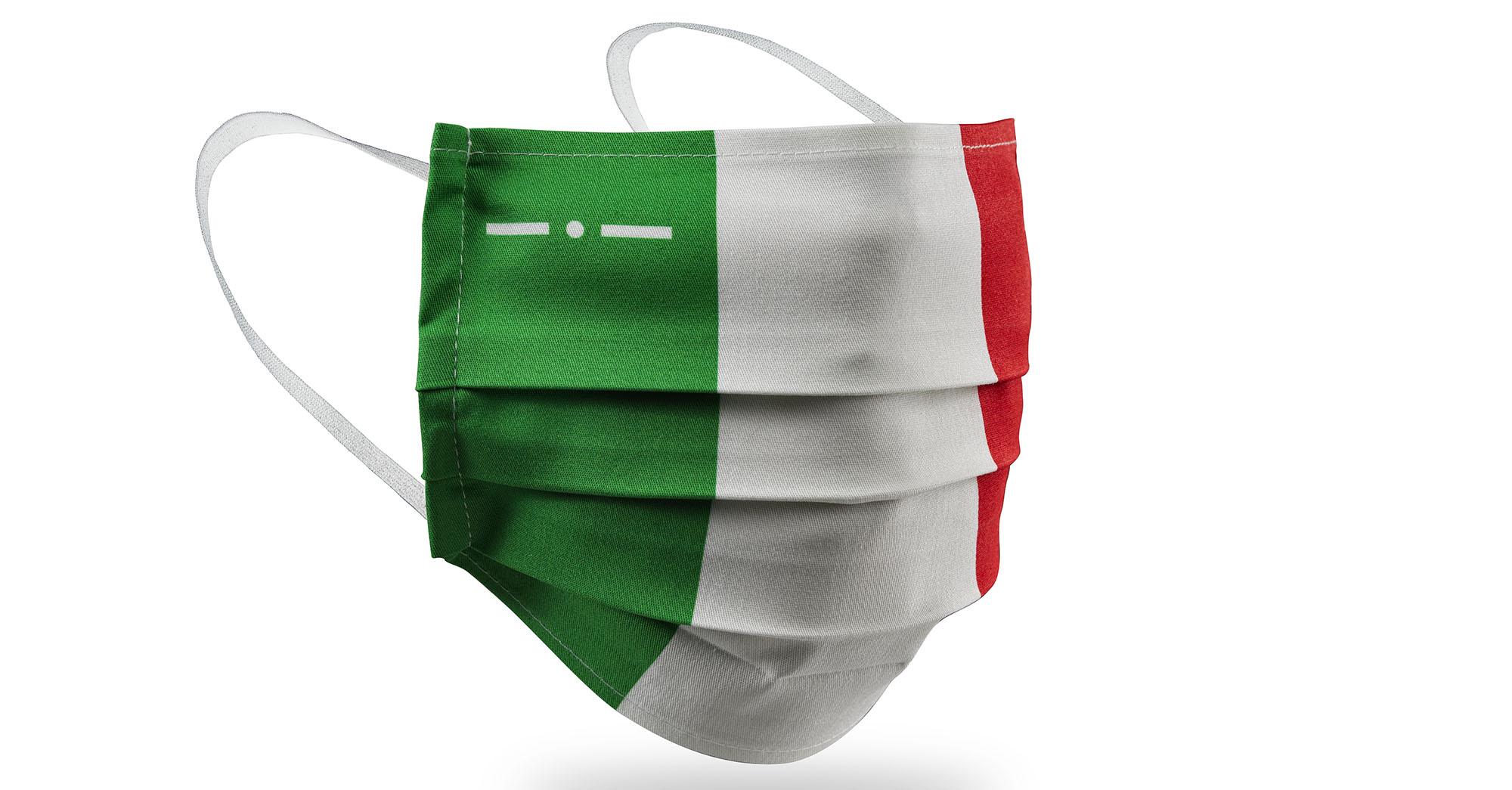 Italia Independent BeyondTheMask
