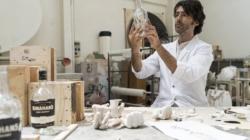 Kinahan's Whiskey progetto KASC: l'opera I'M OK di Marcantonio