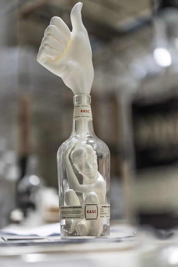 Kinahan's Whiskey progetto KASC