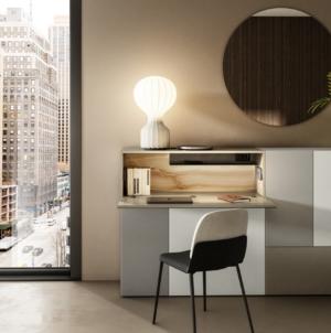 Lago Design Home Office: massima personalizzazione e flessibilità per lavorare da casa