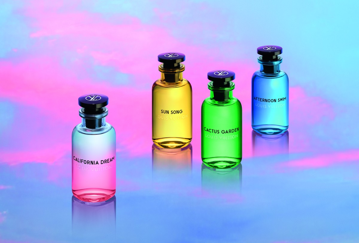Louis Vuitton California Dream profumo