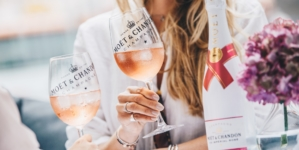 Moet & Chandon Ice Imperial Rose: un nuovo rituale per celebrare l'estate