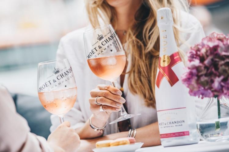 Moet & Chandon Ice Imperial Rose: un nuovo rituale per celebrare l'estate