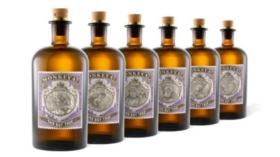 Monkey 47 Gin 10 anniversario: la limited edition per proteggere i primati