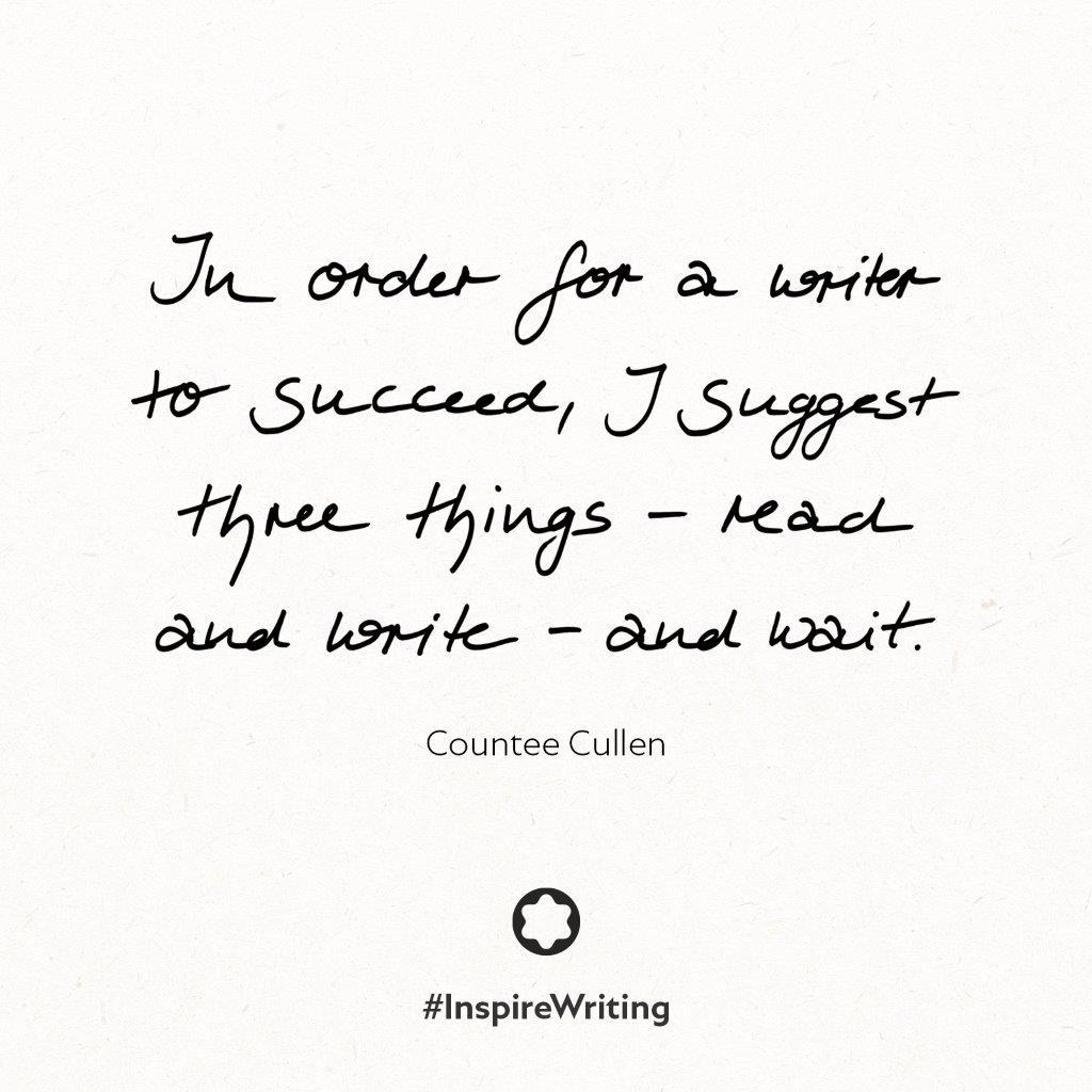 Montblanc Inspire Writing Instagram