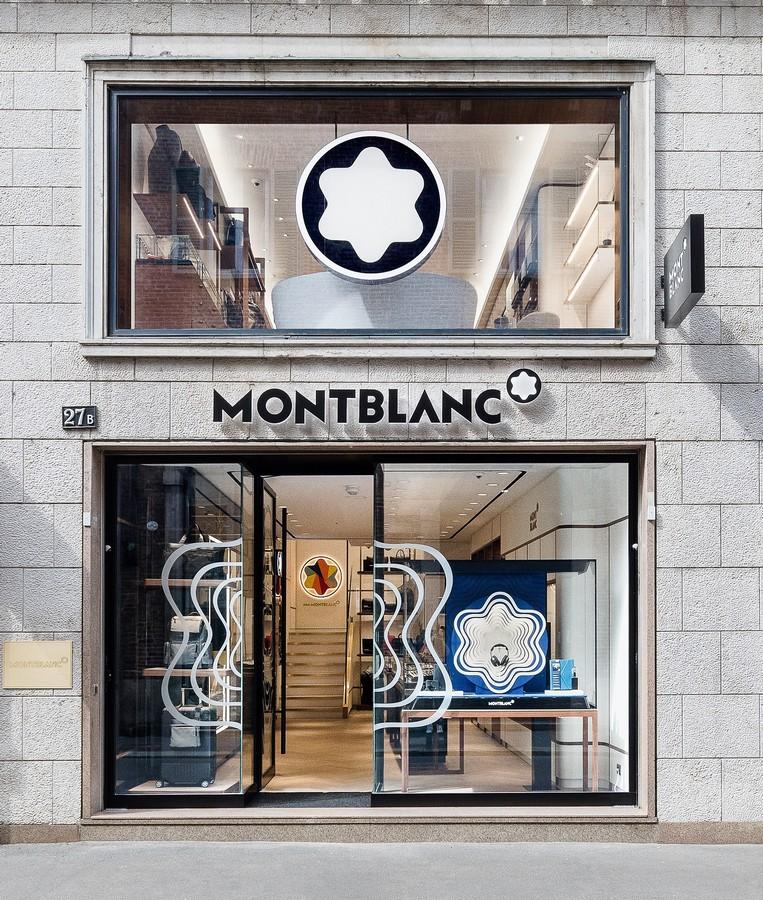 Montblanc Milano via Montenapoleone