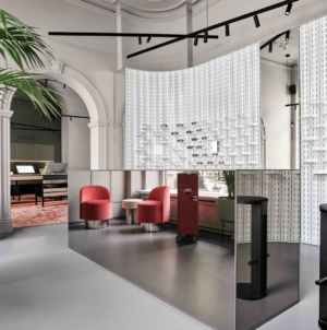Mykita boutique Monaco Germania: il nuovo store dal design innovativo