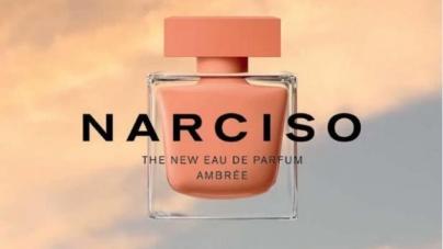 """Narciso eau de parfum ambrée: la nuova """"calda"""" fragranza femminile"""
