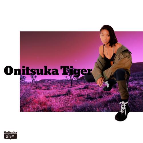 Onitsuka Tiger Willow Smith: la campagna autunno inverno 2020
