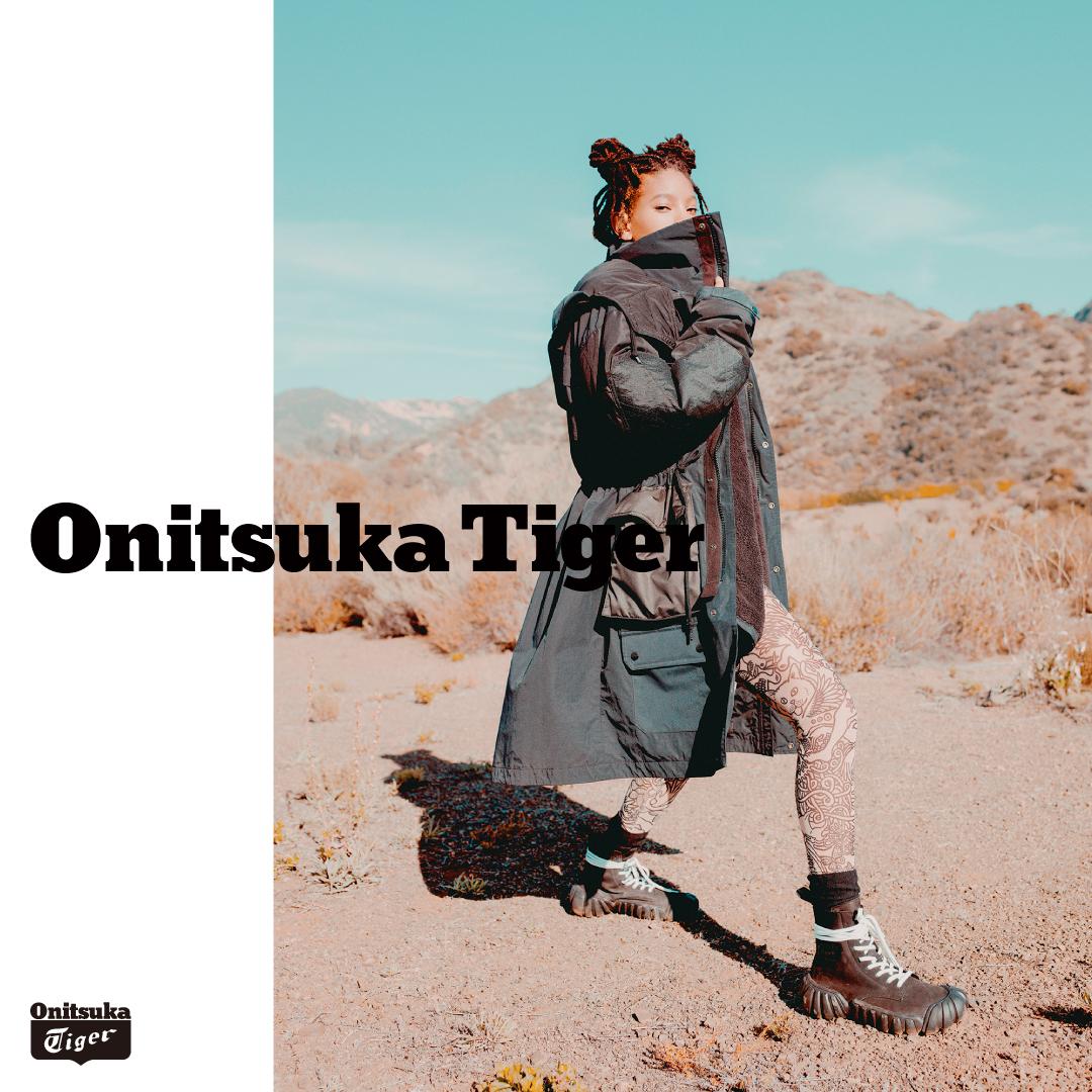 Onitsuka Tiger Willow Smith