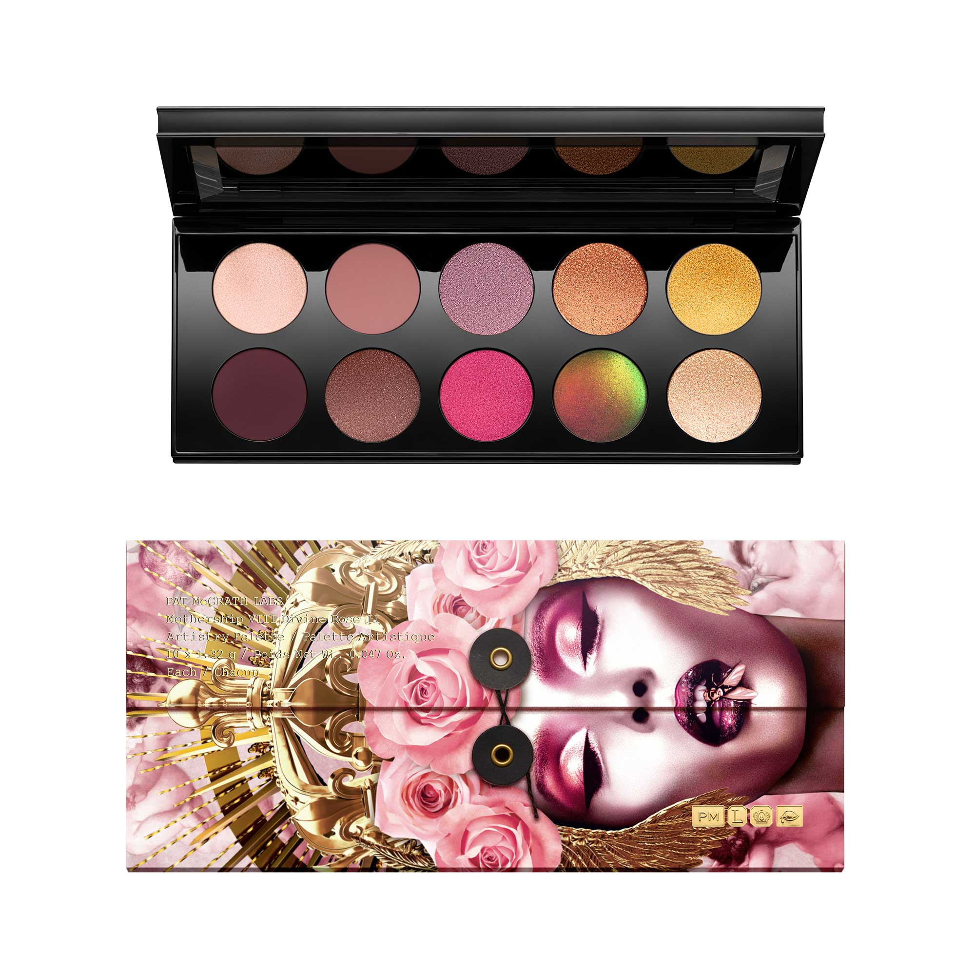 Pat McGrath Divine Rose palette