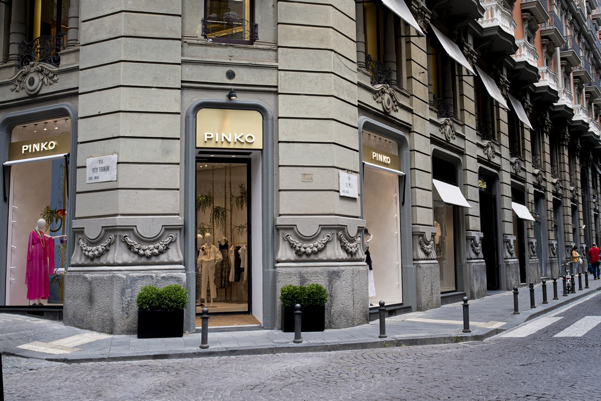 Pinko Napoli Via dei Mille