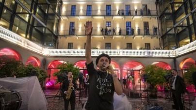 Samuel concerto segreto Torino 2020: il secret show con Martini, video e foto