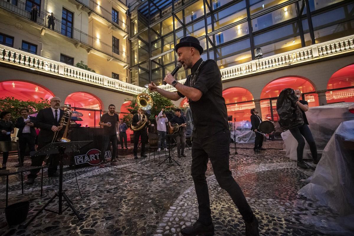 Samuel concerto segreto Torino 2020