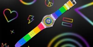 Swatch orologio Pride 2020: #OPENSUMMER, l'emblema dell'inclusività