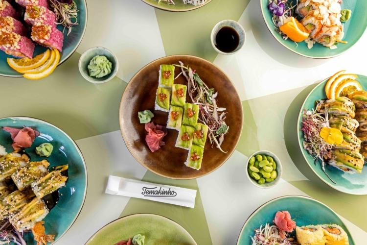 Temakinho Bologna Palazzo Zambeccari: aperto il nuovo ristorante nippobrasiliano