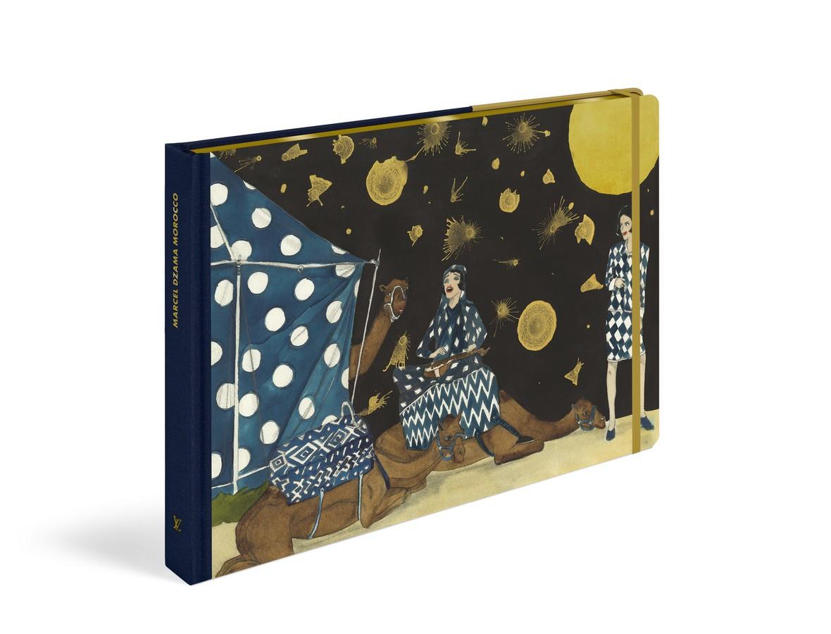 Travel Book Louis Vuitton 2020