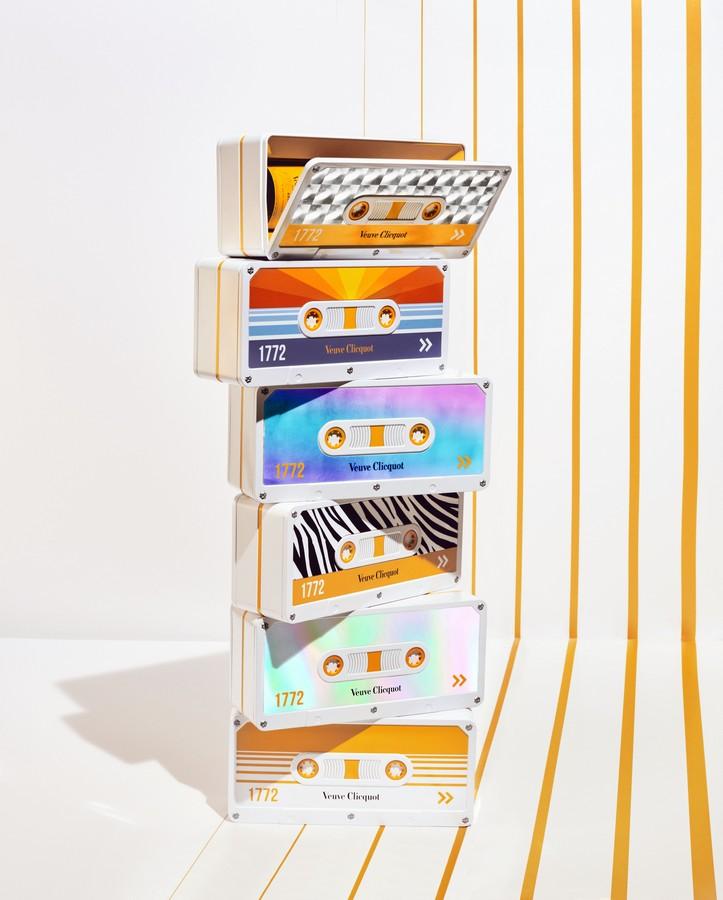 Veuve Clicquot Tape 2020