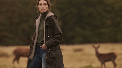 Barbour Re-Engineered for Today: la capsule per l'autunno inverno 2020