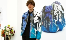 Berluti Uomo primavera estate 2021: trame d'arte lussureggianti