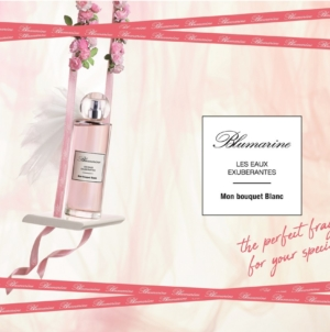 Blumarine profumo Mon Bouquet Blanc: la nuova fragranza dedicata alle spose
