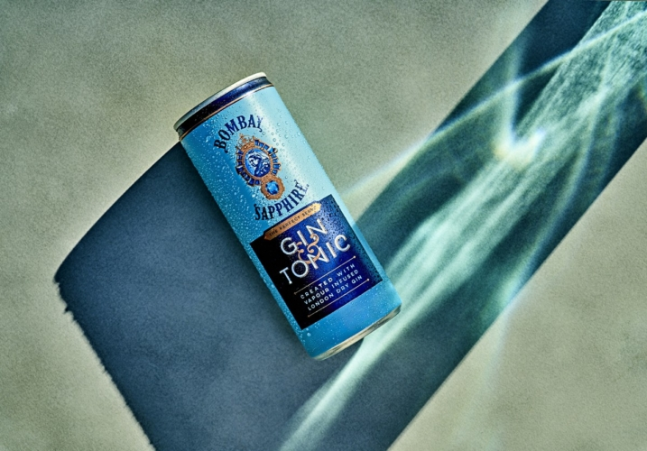 Bombay Sapphire & Tonic: il cocktail premium Ready-to-Drink per l'estate