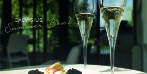 Caviale Calvisius Summer Box: per un aperitivo gourmet da gustare in compagnia!