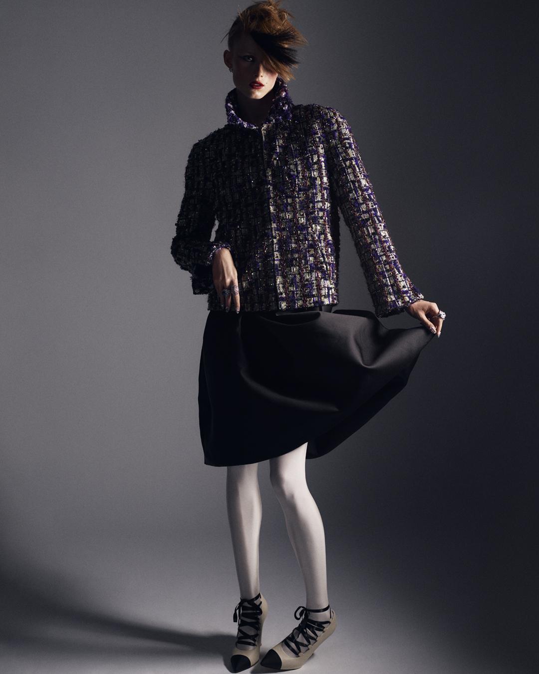 Chanel Haute Couture autunno inverno 2020