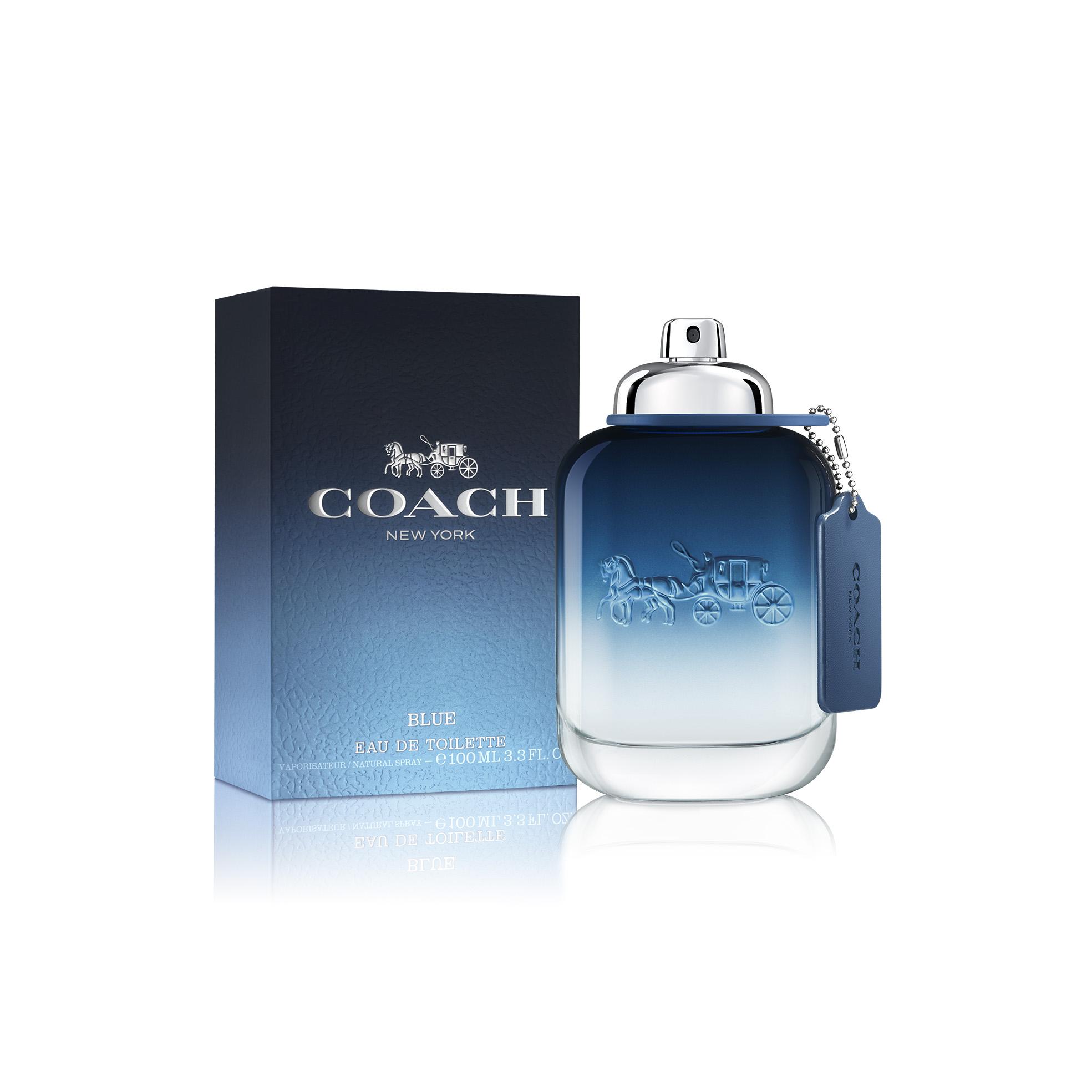 Coach Blue profumo uomo