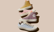 Converse Renew Tri-Panel Chuck 70: la capsule colorata per l'estate 2020
