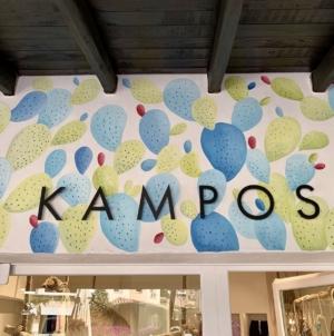 Costumi da bagno 2020 Kampos: il beachwear sostenibile, la nuova boutique a Porto Cervo