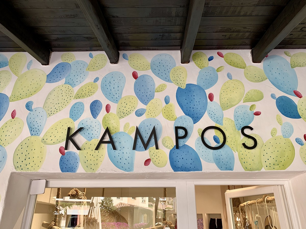 Costumi da bagno 2020 Kampos