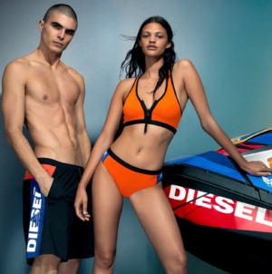 Diesel Sea Doo costumi 2020: la nuova capsule collection dedicata al beachwear