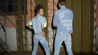 Diesel denim anti-virus: i jeans ultra innovativi per la primavera estate 2021