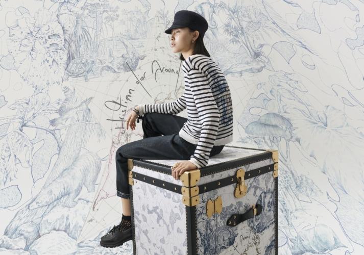 Dior Around the World autunno 2020: la nuova capsule collection