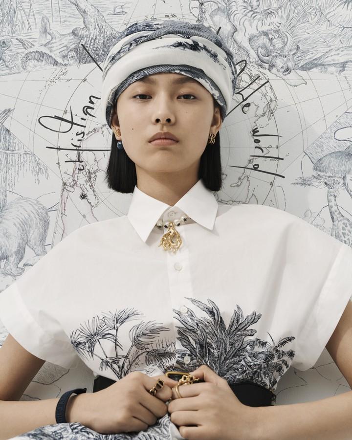 Dior Around the World autunno 2020