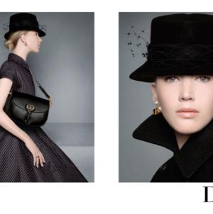 Dior campagna donna autunno 2020: protagonista Jennifer Lawrence