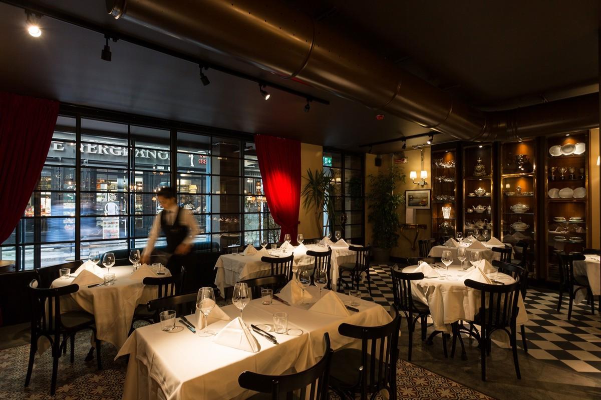 El Porteno Gourmet Milano via Speronari