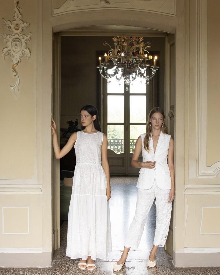 Fontana Couture Milano pre collezione primavera 2021