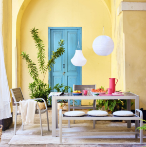 Ikea collezione estate 2020: arredi perfetti sia in soggiorno che in terrazzo