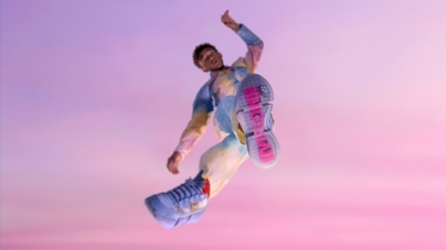 Jaden Smith New Balance: Vision Racer, la sneaker vegan friendly