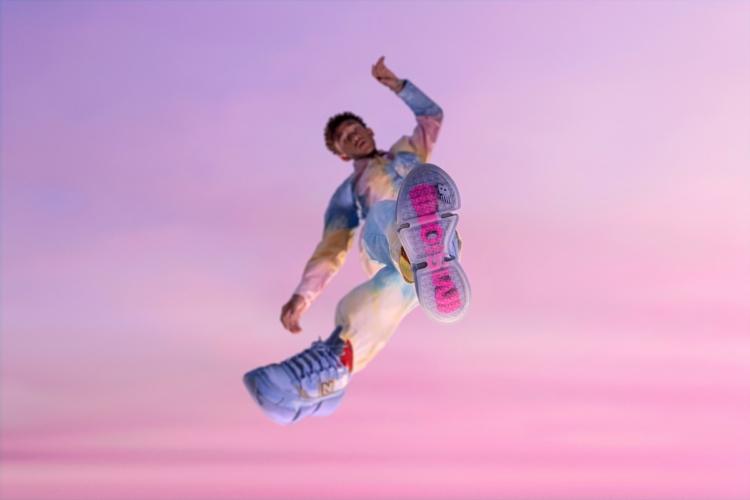 Jaden Smith New Balance