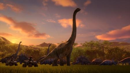 Jurassic World Nuove Avventure: la nuova serie animata su Netflix