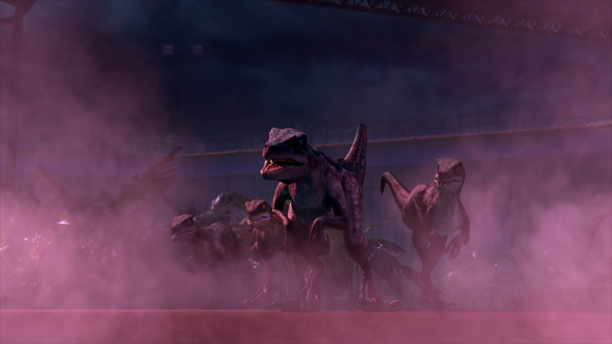 Jurassic World Nuove Avventure