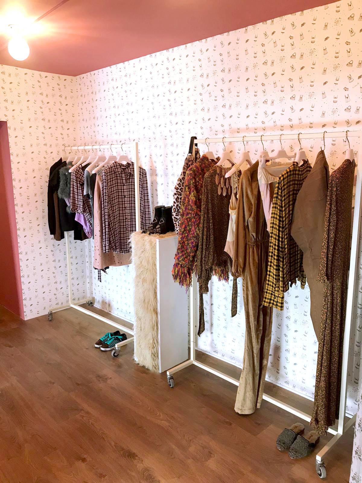 Kristina Ti Courmayeur store