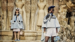 Lanvin Pre Collezione primavera estate 2021: Le Palais Idéal, video e foto