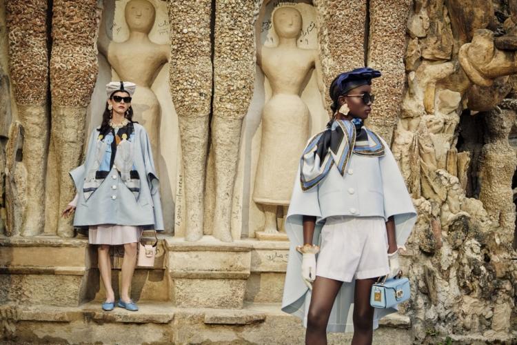 Lanvin Pre Collezione primavera estate 2021: Le Palais Idéal, video e foto