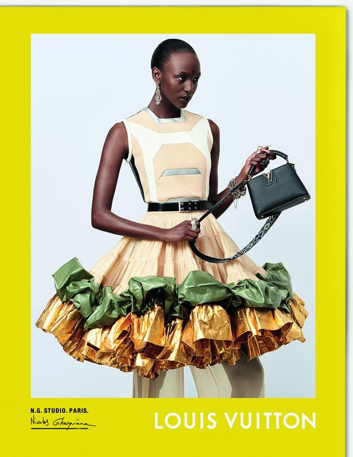 Louis Vuitton campagna donna autunno 2020